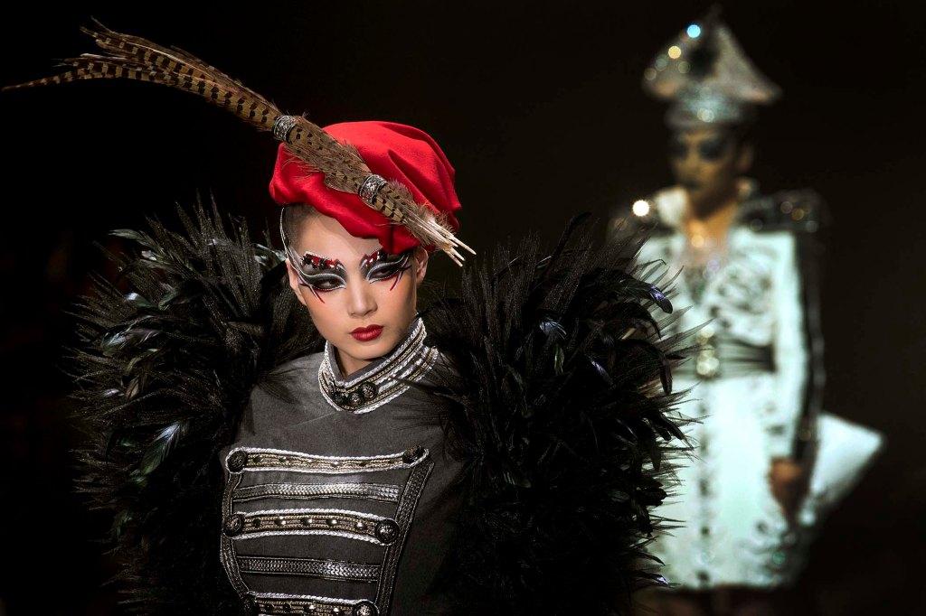 APTOPIX China Fashion Week