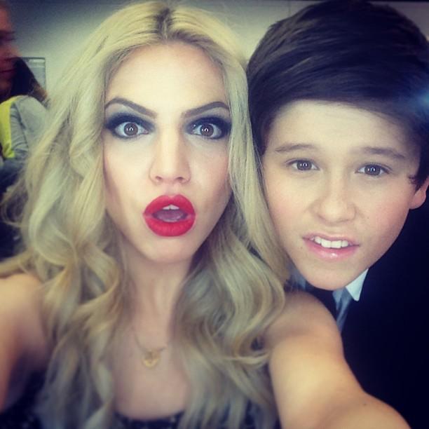 Joelle X Factor Au