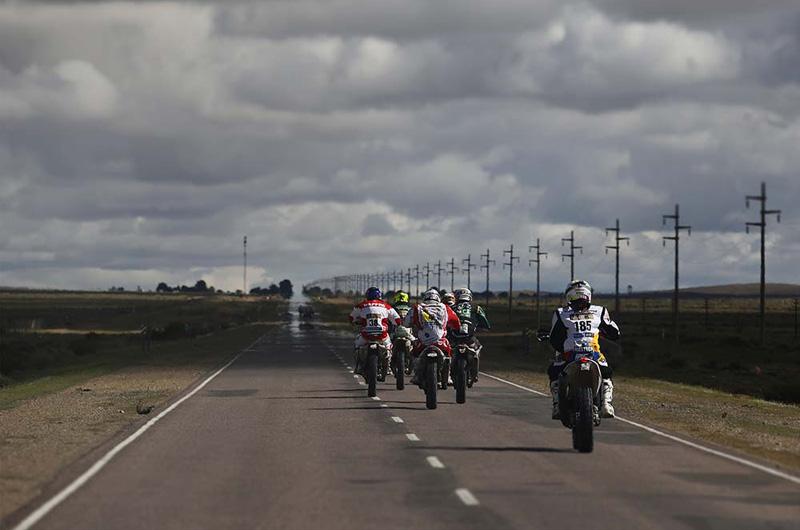 MOTORSPORT -  DAKAR 2014 PART 2