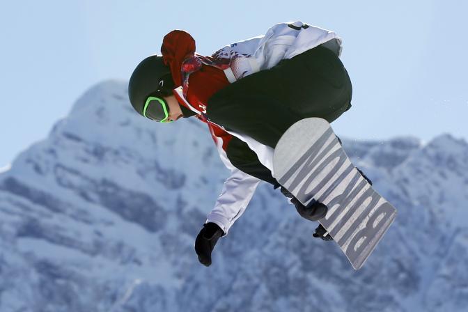 Sochi Olympics Snowboard Men