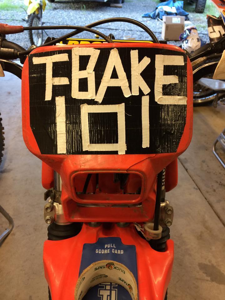t. baker
