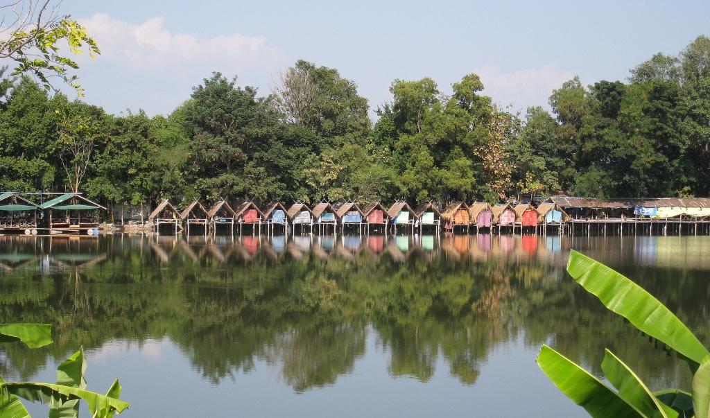 Serene Lake Thailand